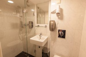 Tavel Hotel Amsterdam Bathroom Room