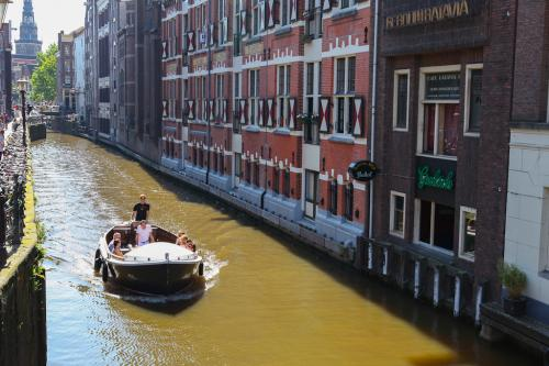CANALS-Travel Hotel Amsterdam